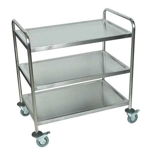 buy best steel hollow section hospital trolley